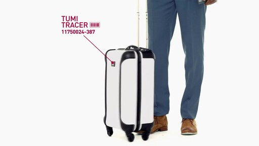 The Tumi Difference - Innovation - image 7 from the video
