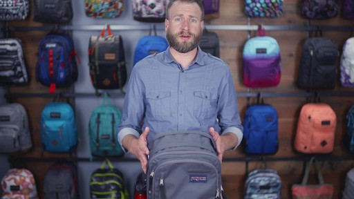 JanSport - Envoy Backpack - image 2 from the video