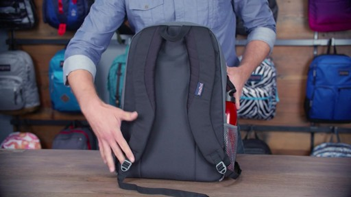 JanSport - Envoy Backpack - image 3 from the video