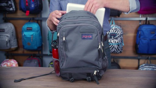 JanSport - Envoy Backpack - image 4 from the video