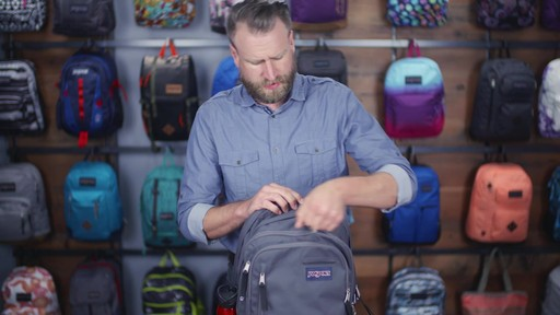 JanSport - Envoy Backpack - image 5 from the video