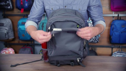 JanSport - Envoy Backpack - image 6 from the video