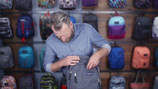 JanSport - Envoy Backpack - image 7 from the video