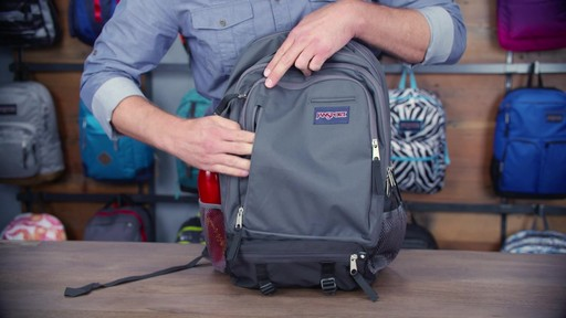 JanSport - Envoy Backpack - image 8 from the video
