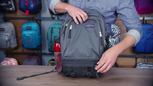 JanSport - Envoy Backpack - image 9 from the video
