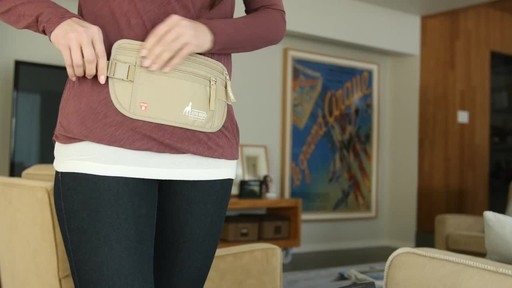 Alpha Keeper RFID Money Belt and RFID Sleeves Set - image 4 from the video