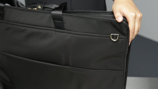 Tumi Voyageur Odessa Garment Bag - image 1 from the video