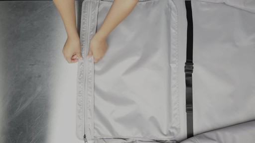 Tumi Voyageur Odessa Garment Bag - image 8 from the video