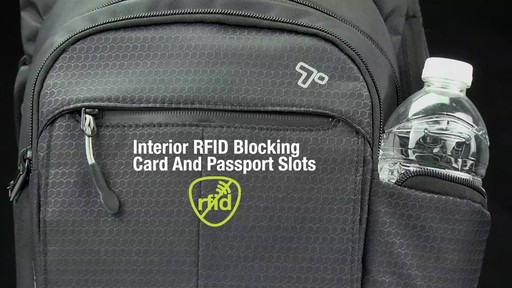 Travelon Anti-Theft Active Tour Bag - on eBags.com - image 3 from the video