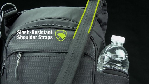 Travelon Anti-Theft Active Tour Bag - on eBags.com - image 7 from the video