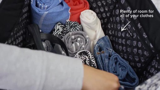 Vera Bradley Iconic Grand Tote - image 3 from the video
