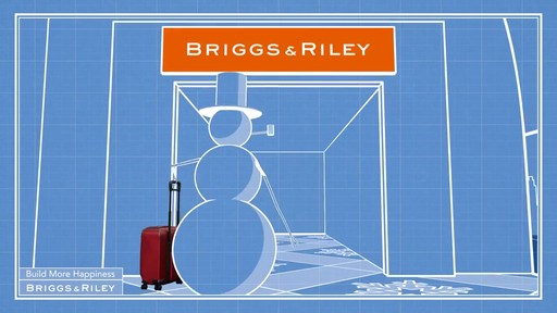 Briggs & Riley - Build More Happiness Holiday Video - image 8 from the video