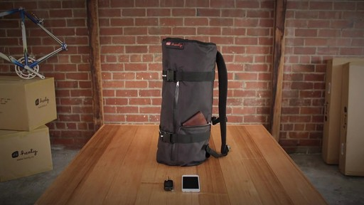 Henty Tube Day Pack - Shop eBags.com - image 4 from the video