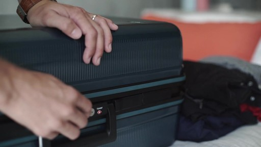 Lojel Horizon Hardside Spinner Luggage - on eBags.com - image 2 from the video
