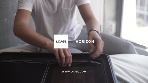 Lojel Horizon Hardside Spinner Luggage - on eBags.com - image 9 from the video