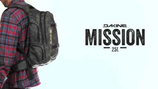 DAKINE Mission Pack - eBags.com - image 1 from the video