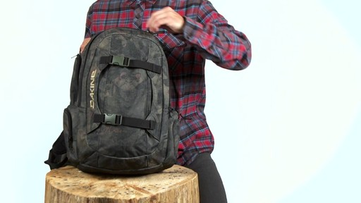 DAKINE Mission Pack - eBags.com - image 2 from the video