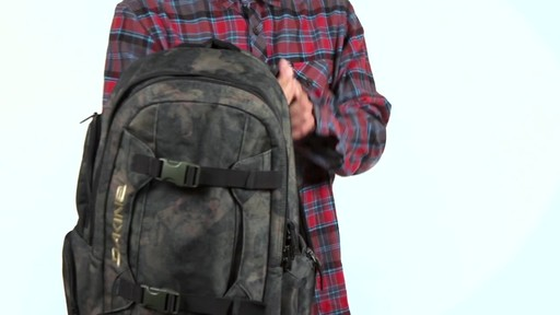 DAKINE Mission Pack - eBags.com - image 9 from the video