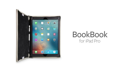 Twelve South BookBook for iPad Pro - image 10 from the video