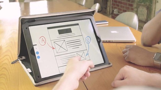 Twelve South BookBook for iPad Pro - image 8 from the video