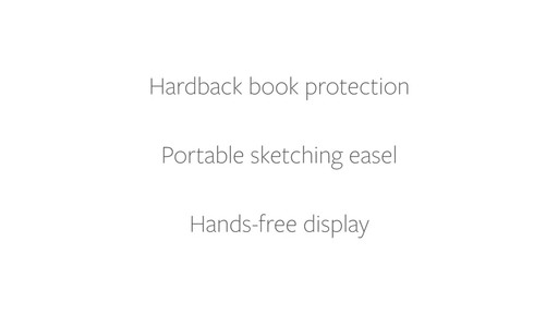 Twelve South BookBook for iPad Pro - image 9 from the video