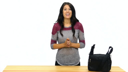 Suvelle Hobo Travel Everyday Shoulder Bag - image 4 from the video