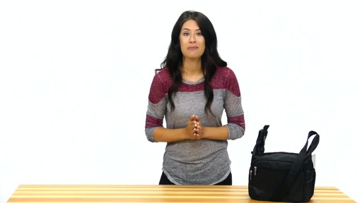 Suvelle Hobo Travel Everyday Shoulder Bag - image 9 from the video