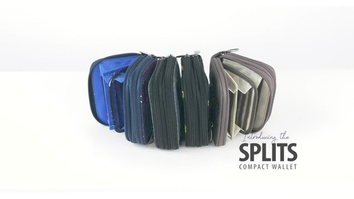 Lug Splits Compact Wallet - image 1 from the video