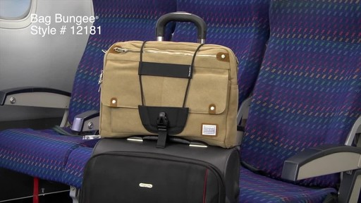 Travelon The Bag Bungee - image 1 from the video