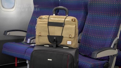 Travelon The Bag Bungee - image 10 from the video