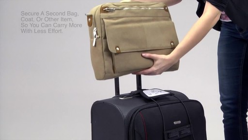 Travelon The Bag Bungee - image 3 from the video