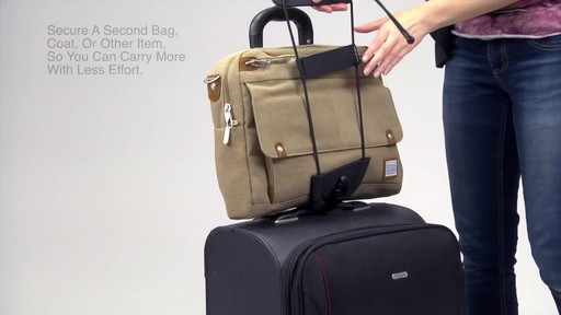 Travelon The Bag Bungee - image 4 from the video