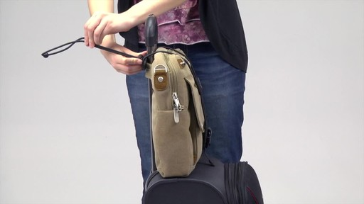 Travelon The Bag Bungee - image 5 from the video