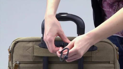 Travelon The Bag Bungee - image 7 from the video