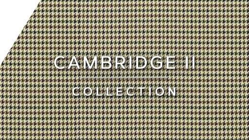 London Fog Cambridge II Collection - image 1 from the video
