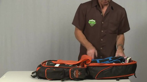 Sportube Overheader Gear and Boot Backpack - eBags.com - image 1 from the video