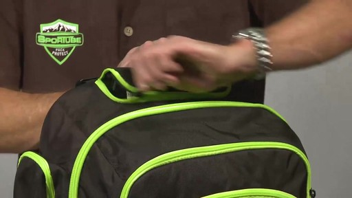 4edb22d988 Sportube Overheader Gear and Boot Backpack - eBags.com - image 6 from the  video