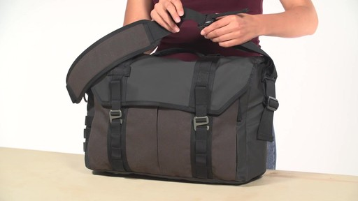 Timbuk2 Alchemist Laptop Messenger - eBags.com - image 10 from the video