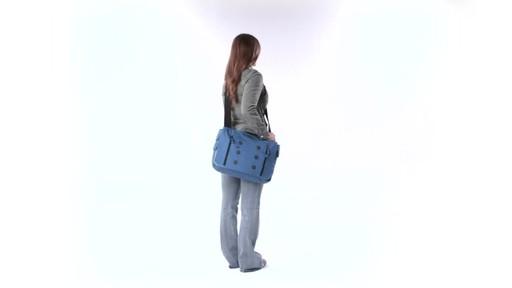 OGIO - Women's Manhattan Laptop Messenger - image 3 from the video