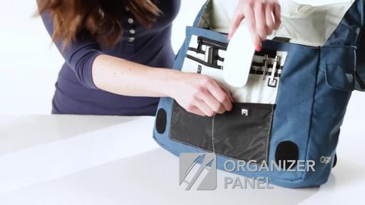 OGIO - Women's Manhattan Laptop Messenger - image 6 from the video