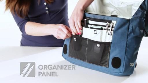 OGIO - Women's Manhattan Laptop Messenger - image 7 from the video