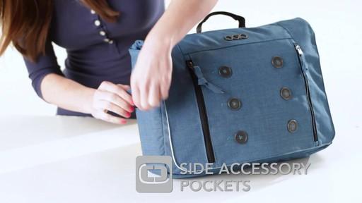 OGIO - Women's Manhattan Laptop Messenger - image 8 from the video