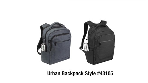 Travelon Anti-Theft Urban Backpack - Shop eBags.com - image 10 from the video