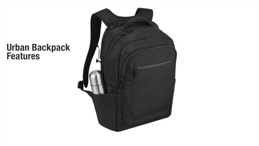 Travelon Anti-Theft Urban Backpack - Shop eBags.com - image 2 from the video