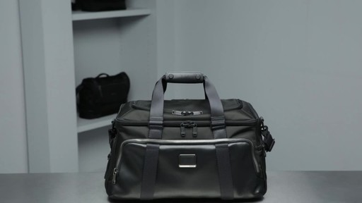 Tumi Alpha Bravo McCoy Gym Bag - image 10 from the video