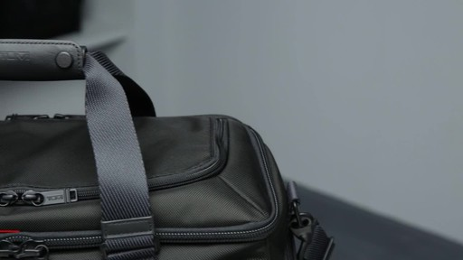 Tumi Alpha Bravo McCoy Gym Bag - image 2 from the video