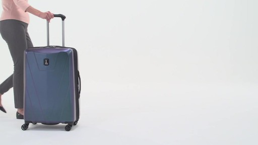Travelpro Maxlite 4 Hardside 25 Quot Expandable Hardside Spinner 187 Ebags Video