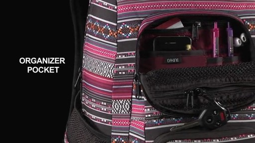 DAKINE Jewel Pack - image 3 from the video