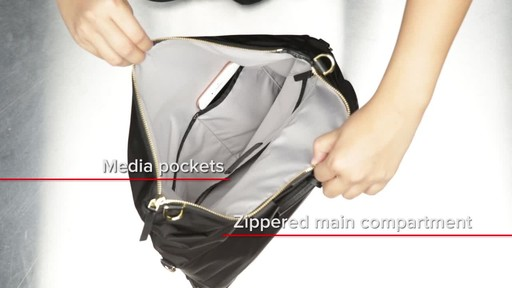 Voyageur Jena Convertible Backpack - image 9 from the video