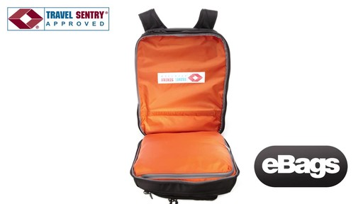 TLS Professional Weekender Convertible Animation – eBags - image 2 from the video